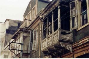 Izmir, un vieux quartier [2], XForneris 2001