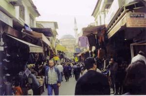 Un Marche a Izmir, XForneris 2001